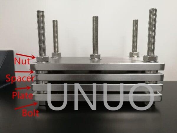 ASTM-D395-Compression-set-fixture