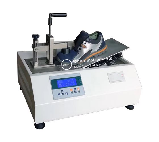 Shoe Bending Stiffness Tester - Shoe Rigidity Tester