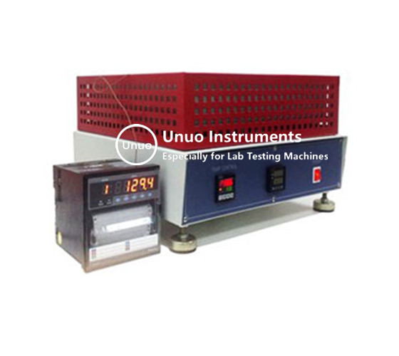 Shoe Heat Insulation Tester - Thermal Insulation Tester