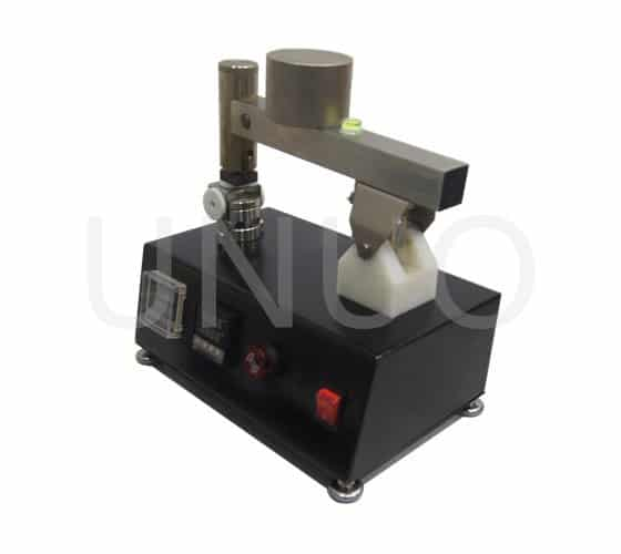 Shoe-heat-resistance-tester-hot-contact-resistance-tester