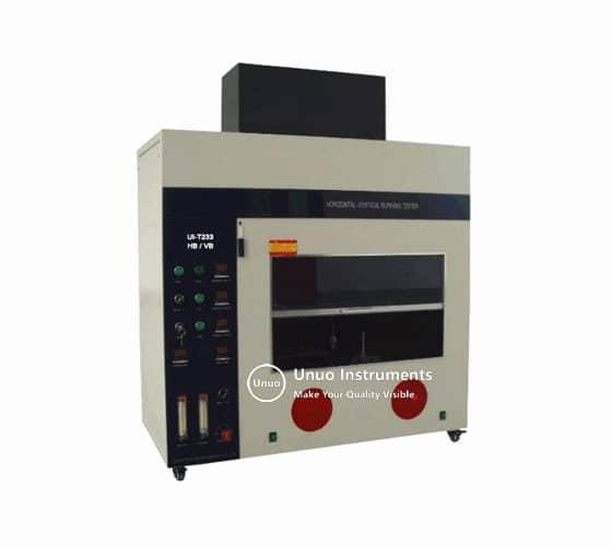 UL 94 Test Equipment, Flammability Tester, Test Chamber, Apparatus