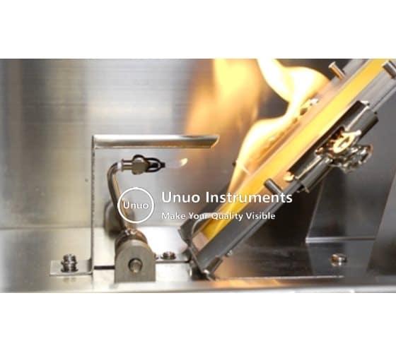 45 Degree Flammability Tester -2