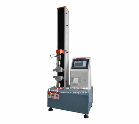 single column universal testing machine, UTM