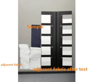 color fastness rating
