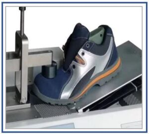 Footwear testing machine, Shoe testing machine, Footwear testing equipment